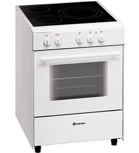 Meireles cocina vitro E603W 3f 60cm blanca Cocinas vitroceramicas - E603W
