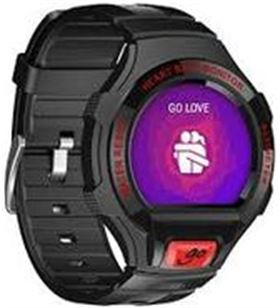 Alcatel smartwatch wave smart band go 3 negre SM03BL - SM03BL