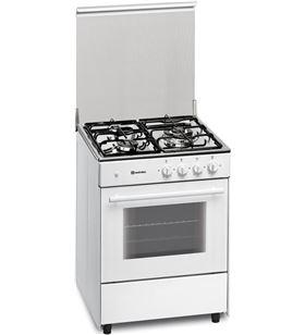 Meireles cocina convencional G603Wbut blanca Cocinas vitroceramicas - 5604409143891