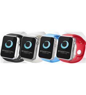 Brigmton smartwatch BWATCHBT4N negro
