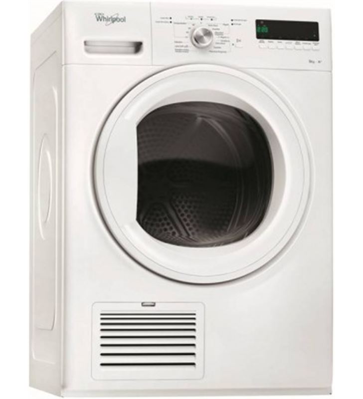 Whirlpool secadora con bomba calor hdlx 80312 WHIHDLX80312 - HDLX 80312
