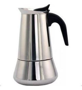 Orbegozo cafetera inox KFI960, 9 tazas, induccion