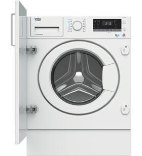 Beko lavasecadora carga frontal HITV8733B0 Lava-secadoras