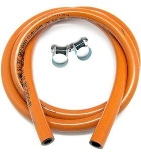 Elektro kit manguera butaflex bicapa 1,5 mts+2 abrazad elek74195