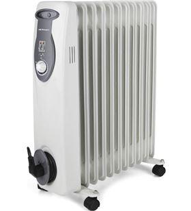 Orbegozo radiador de aceite 11 elementos RA2500E Radiadores - RA2500E