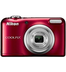Nikon camara de fotos digital coolpix a10 16mp 5x roja a10r1