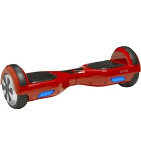 Denver scooter electric dbo-6550 roja DBO-6550RED Consolas - 5706751030888