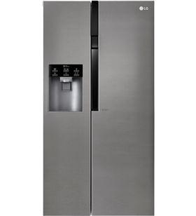 Lg frigorífico americano GSL361ICEZ 179x912cm nf inox a++