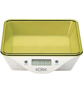 Solac balanza de cocina BC6260 Basculas de cocina