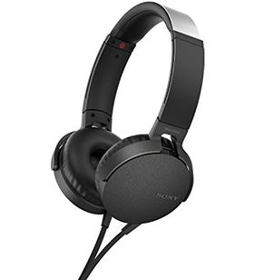 Sony auricular diadema mdr-xb550apb negro micro MDRXB550APBCE7 - MDRXB550APB
