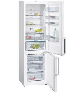 Siemens frigorifico combinado KG39NAW3P no frost blanco 203cm - KG39NAW3P