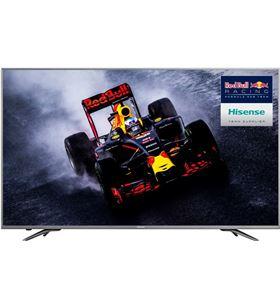 Hisense tv led 4k uhd H55N6800 hdr 3 hdmi 55''