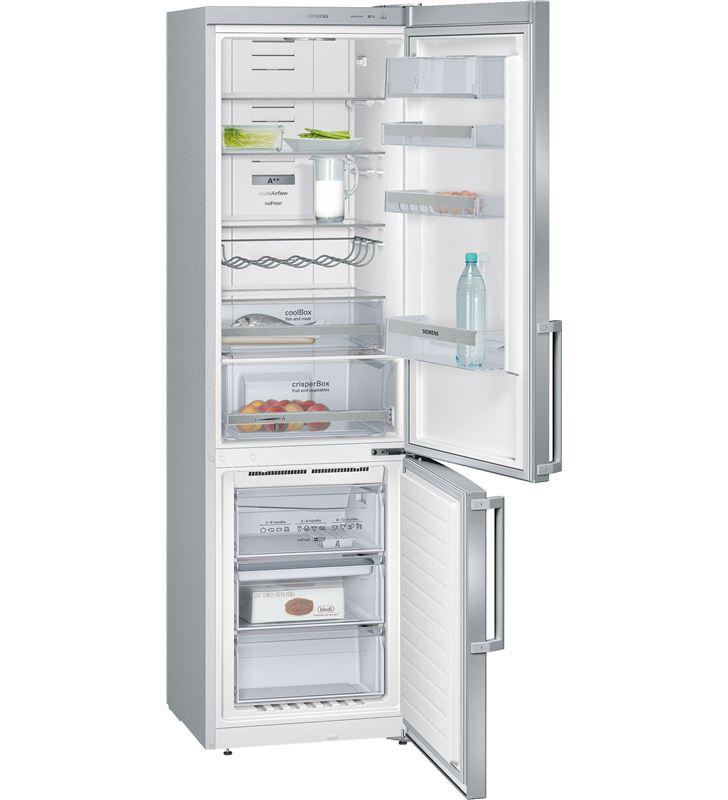Siemens frigorifico combi KG39NXI30 no frost 201cm - KG39NXI30-2