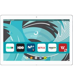 Tablet Brigmton 1022 10,1'' hd 16/2gb 3g blanca BRIBTPC_1022QC_B