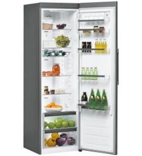 Whirlpool frigorífico 1 puerta SW8AM2YXR inox 187cm