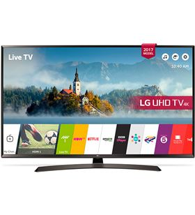Lg tv led 43 43UJ634V 4k hdr smart tv negro