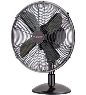 Nevir ventilador mesa metalico nvrvmm30a 3 velocidades 04161091