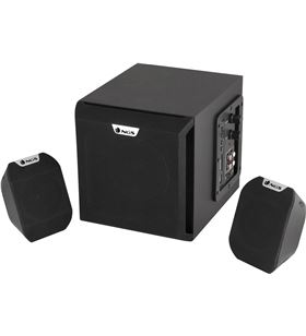 #000049 altavoces 2.1 ngs cosmos 72w usb/sd Altavoces - 8435430603514