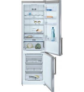 Balay frigorifico combinado acero inoxidable 3KR7868XE 203cm