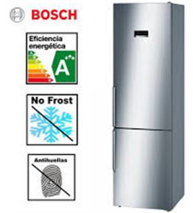 Bosch frigorifico combi nofrost KGN39XI4P inox 203cm a+++