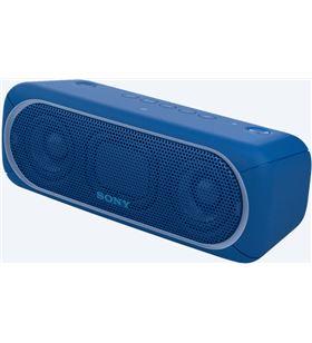 Altavoz inalambrico Sony SRSXB30LEU8 azul