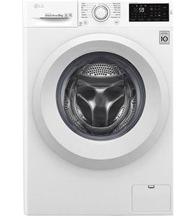 Lg lavadora carga frontal F2J5TN3W a+++ nfc 8kg 1200rpm