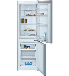 Balay frigorifico combi nofrost 3KF6650MI acero mate 186cm a++