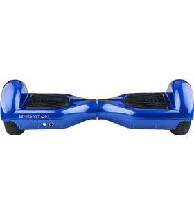 Brigmton hoverboard bboard60a azul BRIBBOARD_60_A Consolas - BBOARD60A