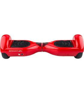 Brigmton hoverboard bboard60r rojo BRIBBOARD_60_R