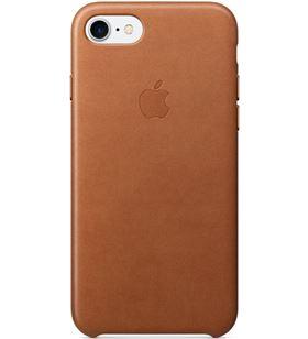 Funda Apple iphone 7 piel marron MMY22ZM/A Accesorios telefonía - MMY22ZMA