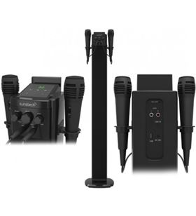 Sunstech tore sonido STBTK150BK bluetooth Minicadenas microcadenas - STBTK150BK
