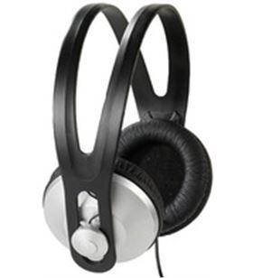 Auricular Vivanco sr 97, diadema , silver-black 36502 - 36502