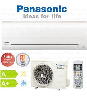 Panasonic (2) conjunto a.a. kitpe9rke inverter, clase a+, pa pancspe9rke