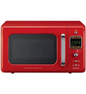 Daewoo microondas con grill kog-6lbr rojo KOG6LBR