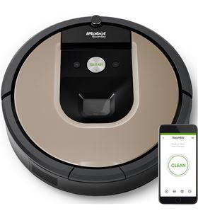 Robot Roomba aspirador 966
