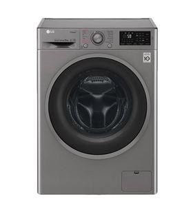 Lg lavadora carga frontal F4J6TY8S 1400rpm 8kg