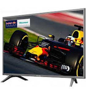 Hisense tv led H49N5700 pantalla uhd 4k49''