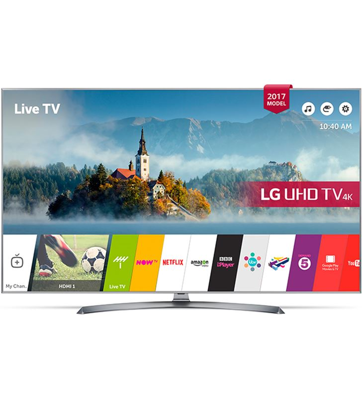 Lg tv led uhd 4k 65UJ750V smart tv pantalla ips 65'' - 65UJ750V