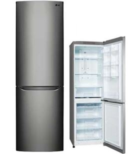 Lg frigorifico combinado GBB39DSJZ no frost inox 191cm