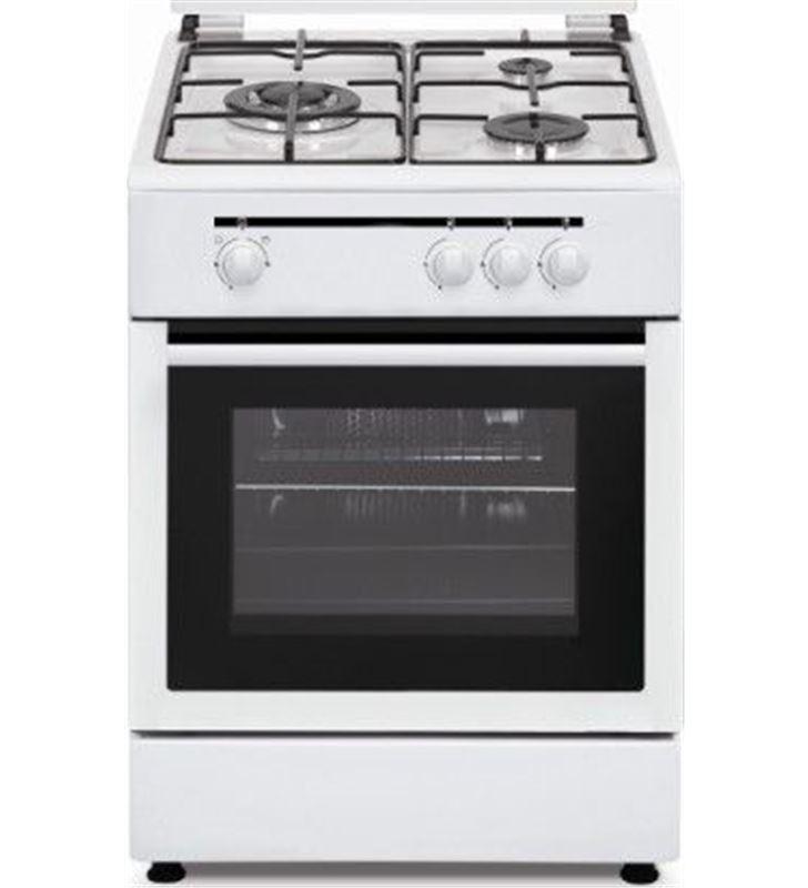 Vitrokitchen cocina gas cb5530bb 50x55 butano for Cocina de gas profesional