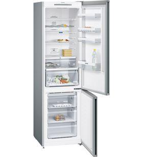 Siemens frigorifico combinado KG39NVI3A acero inox antihuellas 203cm