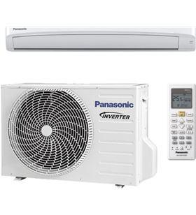 Panasonic KITTZ25TKE aire acondicionado split inverter gas-r32 - PANKITTZ25TKE