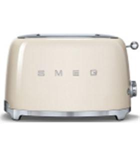 Smeg tostadora TSF01CREU crema