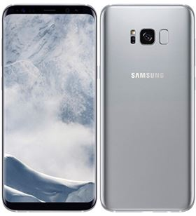 Samsung galaxy s8 terminal + silver smg955fzsaphe SM-G955FZSAPHE