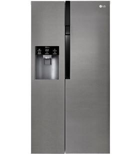 Lg frigorífico side by side GSL360ICEV gran capacidad