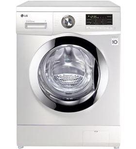 Lg lavadora carga frontal F4J5TN4W 8kg 1400 rpm Lavadoras - F4J5TN4W