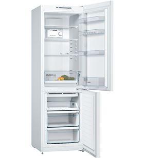 Bosch frigorifico combi nofrost KGN36NW3C blanco a++ 186cm - KGN36NW3C