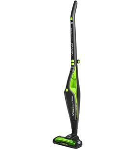 Cecotec aspirador escoba 05032 duo stick 25,9v negro/verde