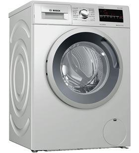 Bosch lavadora carga frontal WAN2426XES 7kg 1200rpm acero mate