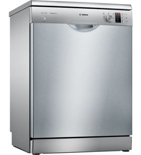 Bosch lavavajillas acero antihuellas SMS25AI05E aquastop - SMS25AI05E